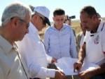 Kızılırmak'ta Bin 700 Dekar Arazi Suya Kavuşacak