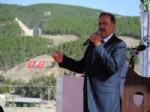 İBECIK - Bakan Eroğlu, 3 Büyük Kentin Su Ömrünü Açıkladı