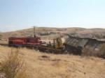 Çankırı'da Tren Kazası