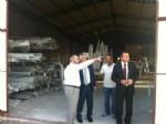 AK Partili Filiz'den Çerkeş'te İnceleme