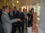 HEKTOR - Bakan Günay ÇOMÜ  Güzel Sanatlar Fakültesi Binasını Hizmete Açtı
