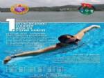 YEMEN BAYRAK - Ordu'da Yüzme Yarışması Heyecanı