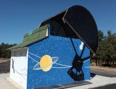 Atatürk Üniversitesi'nin 'Ata50 Teleskopu' Yarın Uzayı Gözlemeye Başlayacak