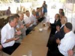 ALI ÖMEROĞLU - Milletvekili Erdoğan Kazada Ölen Tarım İşçilerinin Ailelerini Ziyaret Etti