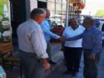 Milletvekili Şahin Doğanyol'u Ziyaret Etti