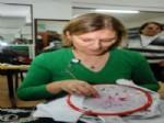 EBRU SANATı - Büyükşehirden 'Altın Bilezik' Kursları