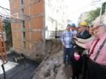 GÜLER ASLAN - Konak'ta İkinci Bahar Evi'nin Temeli Atıldı