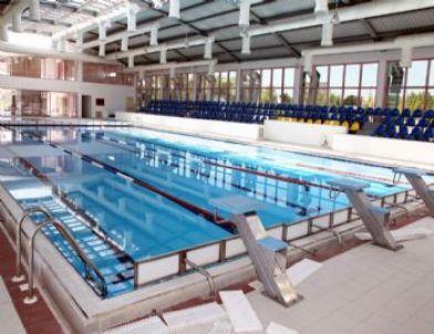 Büyükşehir'den Eskişehir'e Modern Kapalı Yüzme Havuzu