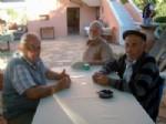 NECMETTIN GÜLER - Domino, Köydeki Yaşlıların Eğlencesi Oldu