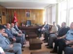 Vali Başköy'den Ortaköy'de İnceleme