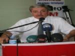 HASAN ÇALıŞ - Afyonkarahisar'da Mhp İl Koordinasyon Kurulu Toplantısı Yapıldı