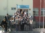 Sakatlar Derneği Okullara Çanta Dağıttı