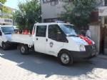 KAMURAN TAŞBILEK - Gökçeada Belediyesi Araç Filosunu Yeniledi