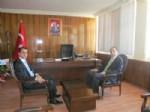 Hitit Üniversitesi Rektörü Alkan'dan Ortaköy'de İnceleme