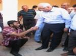 ALI ÖMEROĞLU - Milletvekili Erdoğan Vatandaşların Sorunlarını Dinledi