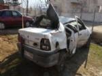 İBRAHIM TAŞDEMIR - Kahramanmaraş'ta Trafik Kazası: 2 Ölü, 3 Yaralı