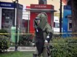 Öğrencinin Bıraktığı Çanta Polisi Alarma Geçirdi