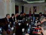 CENGİZ YAVİLİOĞLU - Doğu Anadolu Bölgesi'nin Ak Partili Vekilleri Tarım Bakanından Destek İstediler
