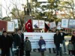 HAZARLAR - Pakistan'da Yaşanan Soykırım Olaylarına Trabzon'dan Tepki