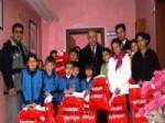 Nurhak'ta 150 Öğrenciye Giysi Yardımı