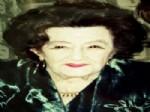 HİLMİ ZAFER ŞAHİN - Tiyatro Oyuncusu Bedia Muvahhit Mezarı Başında Anılacak