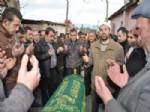 FARUK USLU - Derbent Belediye Başkanı'nın Babası Son Yolculuğuna Dualarla Uğurlandı
