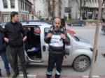 Yerelde Sesini Duyuramayınca Ankara'ya Doğru Yürümeye Başladı