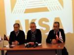AHMET DÖRDÜNCÜ - Aksa'dan Yangınla İlgili Açıklama Yapıldı