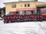 BİNA YANGINI - Ateş Savaşçıları İş Başında