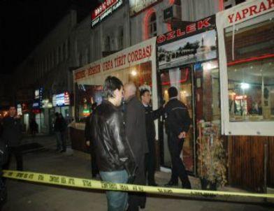 Başkentte Silahlı Saldırı: 2 Yaralı