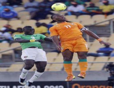 Didier Drogba'lı Fildişi Sahilleri Çeyrek Finalde