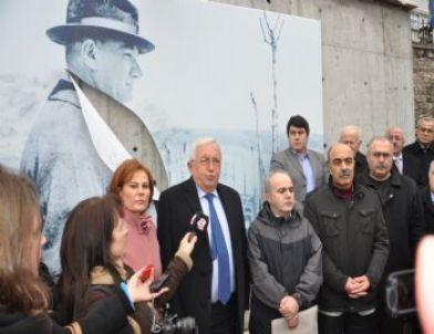 Ereğli'de Atatür Posterlerinin Tahrip Edilmesine Tepki