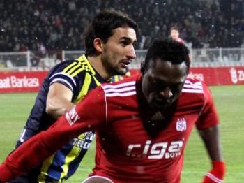Sivasspor 0-0 Fenerbahçe