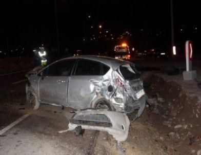 Kırşehir'de 2 Ayrı Trafik Kazası: 7 Yaralı