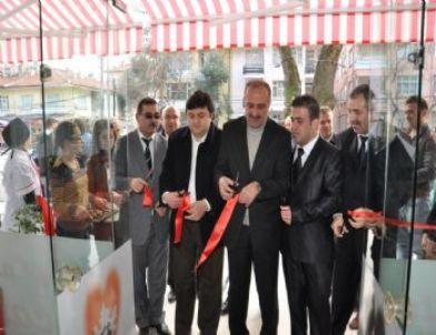 Kula Çınaraltı Cafe Törenle Açıldı