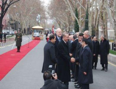 Lübnan Başbakanı Mikati Türkiye'de