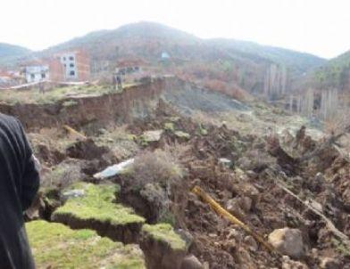 Manisa'da Afet Sonucu Zarar Gören Köyler İçin Ödenek Talebi