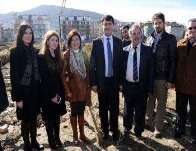 Osmangazi'de Kentsel Dönüşüm Başladı