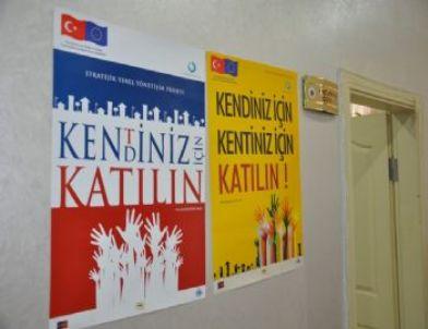 Siirt'te Stratejik Planlamada Haritalandırma Toplantısı