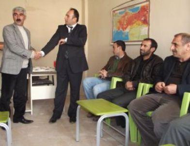 Silvan'da Tarımsal Danışmanlık Toplantısı