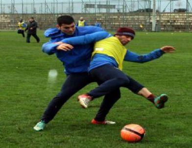 1461 Trabzon, Kayseri Erciyespor Maçı Hazırlıklarını Sürdürüyor