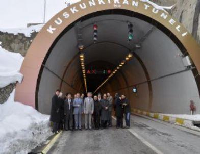 AK Partili Aras'tan Yeni Tünel Müjdesi