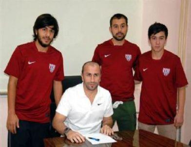 Bandırmaspor Kadrosuna 3 Futbolcu Daha Kattı