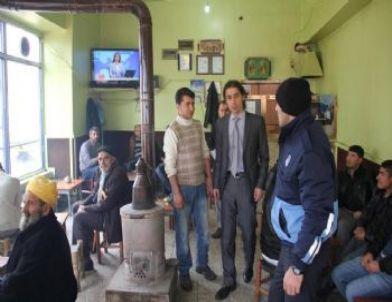 Bitlis'te Sigara Denetimleri Sıkılaştırılıyor