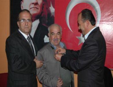Bozyazı'da Has Partililer Ak Parti'ye Katıldı