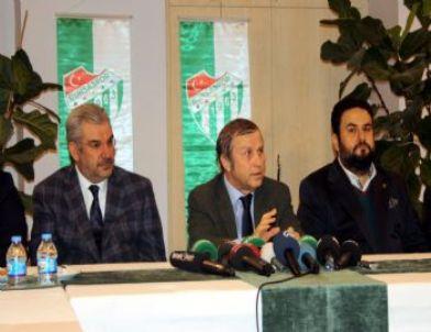 Bursaspor Başkanı İbrahim Yazıcı, Hangi Şartta Bırakacağını Açıkladı