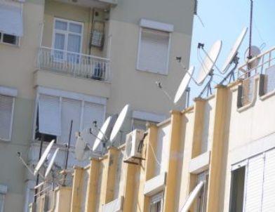 Çanak Antenlerin Görüntü Kirliliği Oluşturması