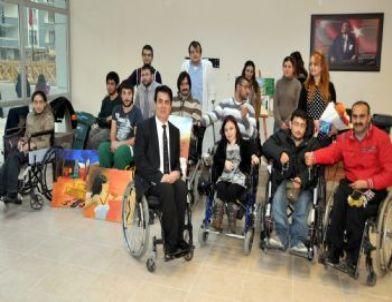 Engelliler Takı ve Resim Kursu Sona Erdi