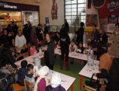 Forum Trabzon 'keloğlan Masalları Köyü' İle Çocukları Eğlendiriyor