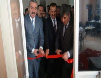 Hizmet-iş Gülşehir'de Temsilcilik Odası Açtı
